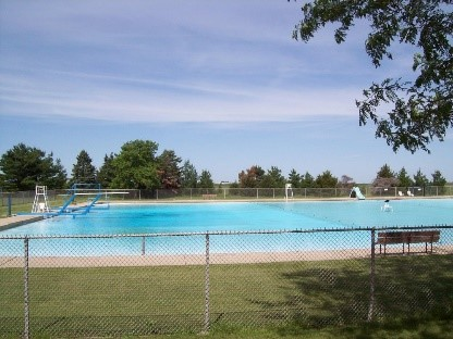 CAPS Park District Pool in Chatsworth, IL