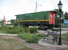 Chatsworth's Caboose